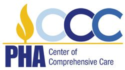 "alt=""pulmonary hypertension center of comprehensive care badge"""