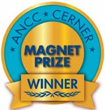 Community Case Management Magnet Award Logo