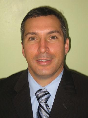 Photo of John Redfern,