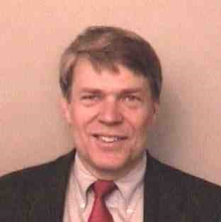 Photo of Keith Stampher,