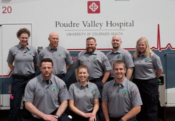 PVH Critical Care Transport Team