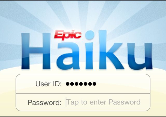 Haiku and Canto Mobile Apps